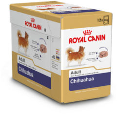 Royal Canin Bhn Chihuahua Adult Pouch - Hondenvoer - 12 x 85 g