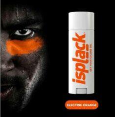 Oranje Isplack Colored Eye Black - Electric Orange