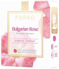 Foreo Bulgarian Rose Mask For UFO - gezichtsmaskser 6 stuks