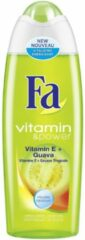 Fa Vitamin and power Vitamin E plus Guava shower gel 250ml