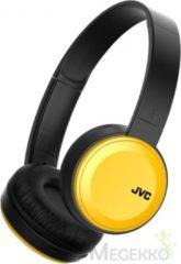 HA-S30BT JVC On-Ear Bluetooth Stereo Headset Yellow HA-S30BT JVC On-Ear Bluetooth Stereo Headset Yellow