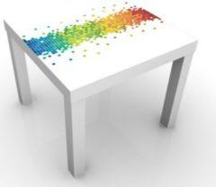 PPS. Imaging Design Tisch - Pixel-Regenbogen - Tische Bunt