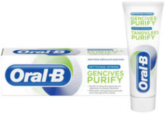 Oral-B Oral B Tandpasta purify deep clean 75 Milliliter