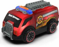 Rode Nikko Toys Nikko - Road Rippers Auto Rescue Flasherz: brandweerwagen