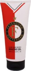 Rode Feyenoord Douchegel Hair En Body Tube 200 Ml