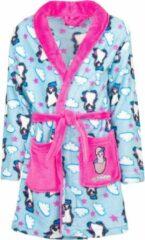 Lichtblauwe Merkloos / Sans marque Hatchimals badjas