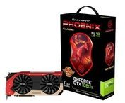 Gainward GeForce GTX 1080 Ti Phoenix GS, Grafikkarte + NVIDIA SHADOW OF WAR DC-Spiel