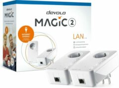Devolo Magic 2 LAN 1-1-2 NL Powerline starterkit 2.4 Gbit/s