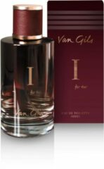 6x Van Gils I for Her Eau de Toilette Spray 100 ml