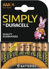 Duracell Batterijen Simply Power Mn 2400 Aaa