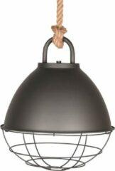 LABEL51 - Hanglamp Korf 47x47x55 cm L - Industrieel - Burned Steel