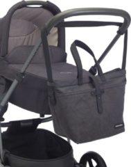 Zwarte Easywalker Nursery Bag / verzorgingstas