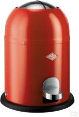 Afvalemmer Wesco Single Master 9 Liter Rood