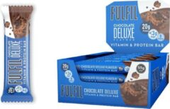 Fulfil Nutrition - Vitamin & Protein Bar - Chocolate Deluxe