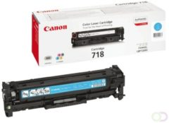 Cyane Canon CRG-718 C Laser cartridge 2900 pages Cyan