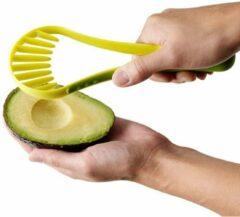 Chef'n flexibele avocadoschiller - model Vibe - kleur groen / antraciet