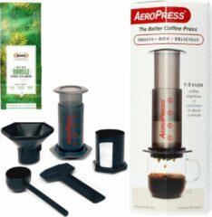 Aerobie Aeropress Coffee Maker + Bristot Brasile Alta Mogiana single origin koffiebonen