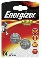 Energizer CR2430 Lithium 3V niet-oplaadbare batterij
