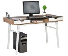 Hjh OFFICE Easy Flow I | 130x60 - Schreibtisch