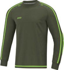 Donkergroene Jako Striker 2.0 Keepersshirt - Shirts - groen donker - M