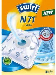 Swirl Typ N71 Staubsaugerbeutel für Nilfisk