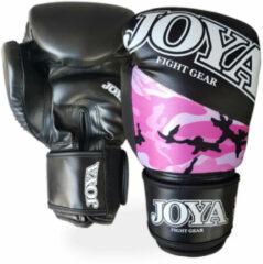 Joya Fight Gear Joya Fightgear - bokshandschoenen - Camo Roze - 6oz