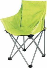 Eurotrail Campingstoel Xavier Junior 61 Cm Polyester Groen