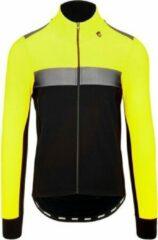 Bioracer - Spitfire Tempest Spring Jacket Fluo - Fietsjack maat M, zwart/geel
