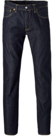 Afbeelding van Blauwe Levi's regular fit jeans 501 Original marlon