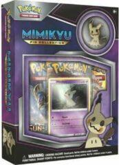 Paarse Pokémon Tcg Mimikyu Pin Collectie