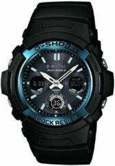 Zwarte Casio AWG-M100A-1AER - Horloge - 47 mm - Kunststof - Zwart