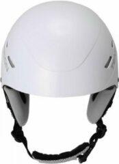 Tenson Core Unisex Skihelm - Wit - Maat L