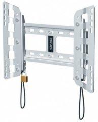 """Zilveren IONIC FLEXO kantelbare tv-beugel 26"""" - 55"""" inch"""