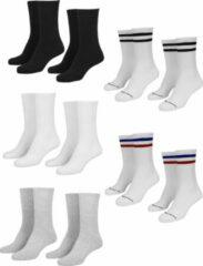 Urban classics Sporty Socks 10-Pack Sokken - Urban - Modern - Pakket - Casual - Streetwear