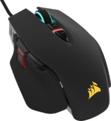Corsair M65 Elite RGB - Gaming Muis - 18000 DPI - Zwart