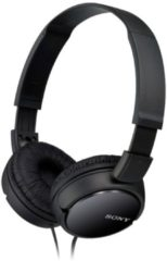 Sony Kopfhörer MDR-ZX110B HEAD ON Sony Schwarz