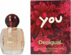 Ermenegildo Zegna Desigual You - 30ml - Eau de toilette