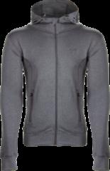 Gorilla Wear Glendo Trainingsjack - Lichtgrijs - 2XL
