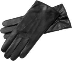 Roeckl Handschoenen Klassische Aufnähte 9.0 XL.0 - zwart Leer - zwart