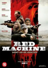 Kolmio Media Red Machine | DVD
