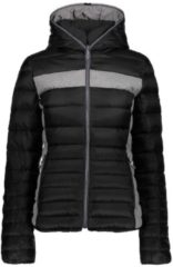 CMP Woman Fix Hood Jacket 3K36176 Damen Daunenjacke Größe 40 U901 nero-antracite