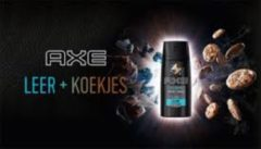 Axe Aftershave Men – Leather & Cookies 100 ML