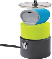 MSR - Trail Lite Solo - Pan maat 1,3 l, grijs/groen/zwart