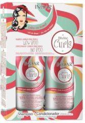 Inoar Keratine Inoar Divine Curls Shampoo & Conditioner 250 ML