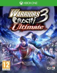 Koei Tecmo Warriors Orochi 3 Ultimate