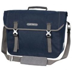 Ortlieb - Commuter-Bag Two Urban - Bagagedragertas maat 20 l, blauw/zwart/grijs