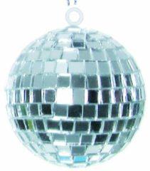 Zilveren EUROLITE Spiegelbol 5cm - Discobol - Spiegel bal - Disco Bal