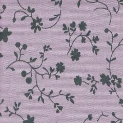 Acrisol Erei Lila Claro 200 lila paars gebloemd stof per meter buitenstoffen, tuinkussens, palletkussens