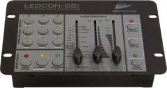 Grijze JB Systems LEDCON-02 Mk2 controller