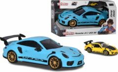 Majorette Porsche 911 GT3 RS Carry Case + 1 metalen voertuig